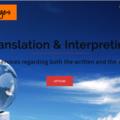 Advertisement: Language services