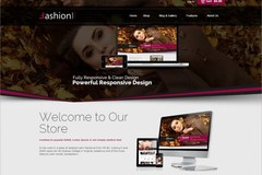 Advertisement: E-Commerce  website
