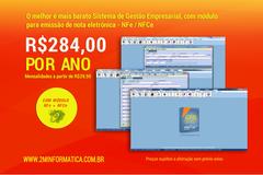 Advertisement: Sistema de Gestão Empresarial para Pequenas Empresas