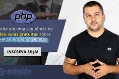 Advertisement: Cursos de Programação, PHP, HTML, Banco de Dados