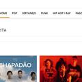 Advertisement: Site de Letras de Músicas c/ + de 14 Mil Músicas Posts a Mão